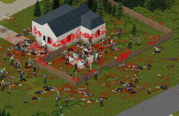 Project Zomboid Multiplayer 2