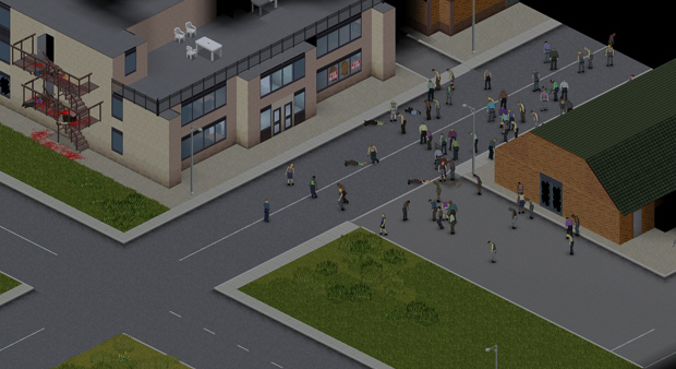 Project Zomboid Multiplayer 3