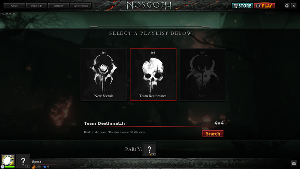 Nosgoth CB Review Game Mode