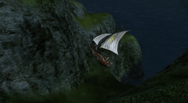 ArcheAge Preview Ship Climbing