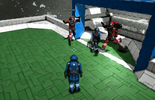 Space Engineers Mar 3