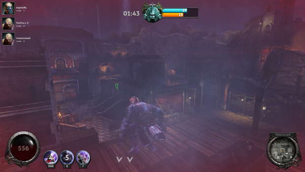 Nosgoth CB Review Vampire Roof