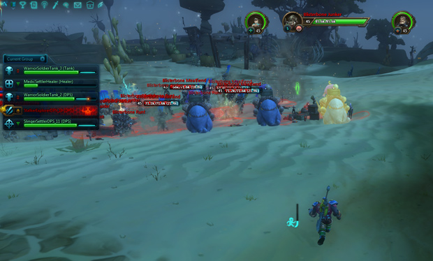 WildStar Malgrave Fail