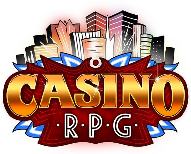 1 CasinoRPG Game Logo