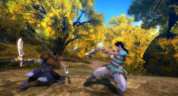 Age of Wulin Mentorship