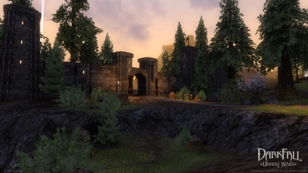 Darkfall Scenery