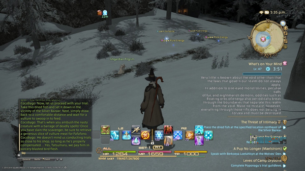 Final Fantasy XIV: ARR Playstation 4 First Look | MMOHuts