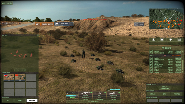 Wargame Red Dragon Review Graphics