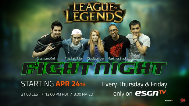 League Fight Night