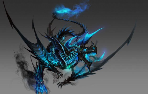 Necromancer Dragon