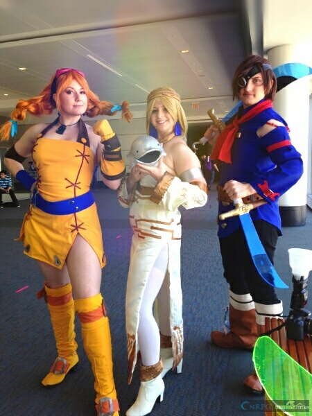 PAX East 2014 Skies of Arcadia Cosplay