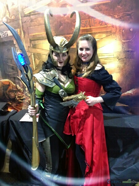 PAX East Loki Cosplay
