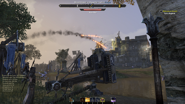 Elder Scrolls Online Launch Review Siege
