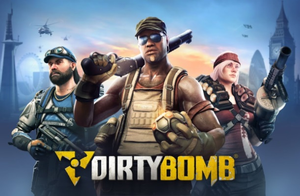 Dirty Bomb Art
