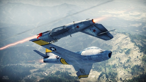 War Thunder Air Force
