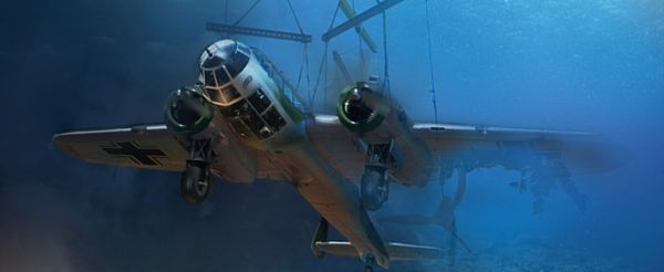 wargaming plane header