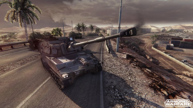Armored Warfare E3 1