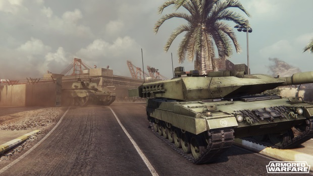 Armored Warfare E3 3