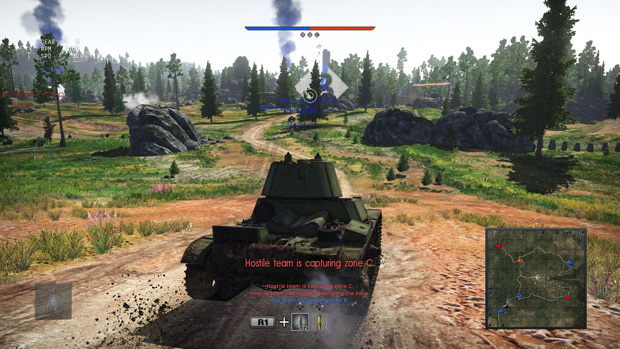 War Thunder Review Canyonero