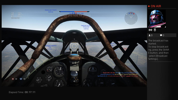 War Thunder Review Cockpit