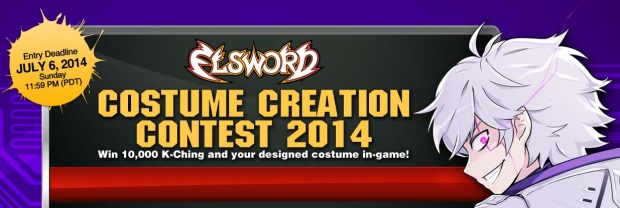 Elsword Costume Contest