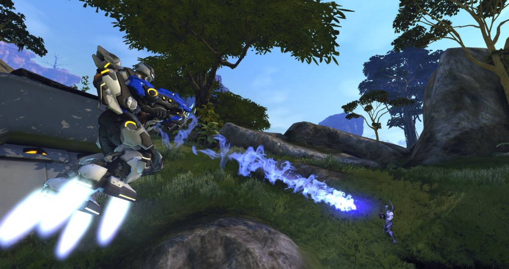 Firefall Road To Launch