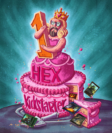 HappyBirthdayHEX