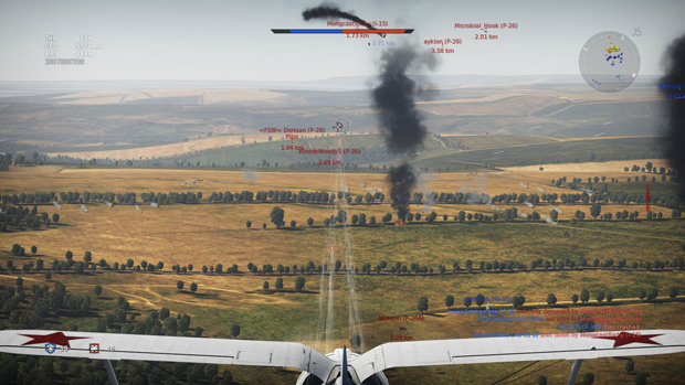 War Thunder PS4 Review Ratatatat