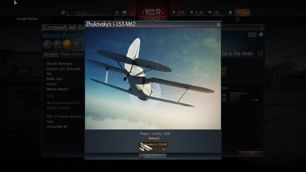 War Thunder PS4 Review Success!