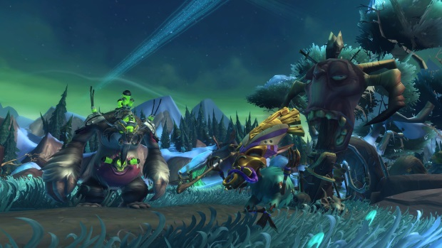 WildStar Northern Wastes 1