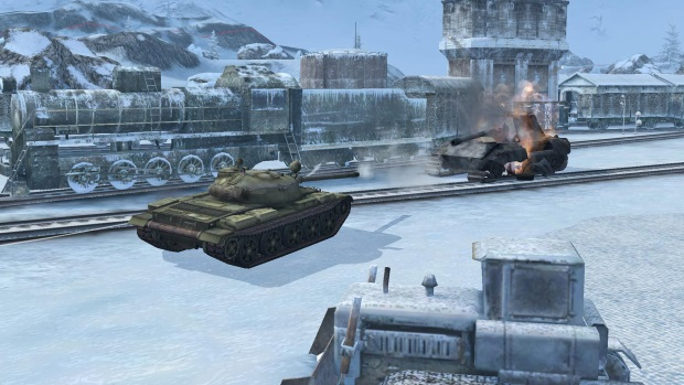 World of Tanks Blitz E3 1