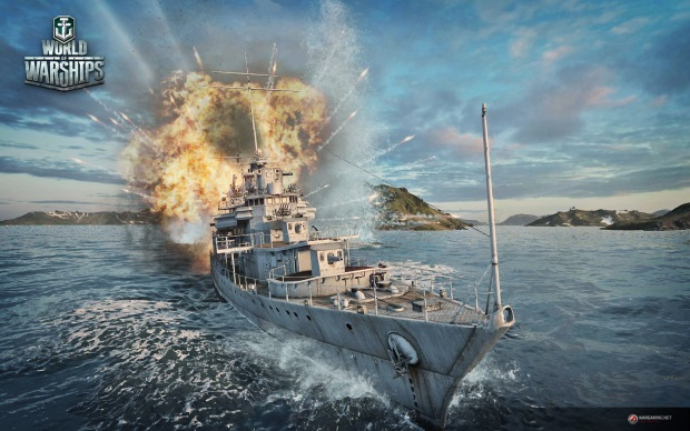 World of Warships E3 3