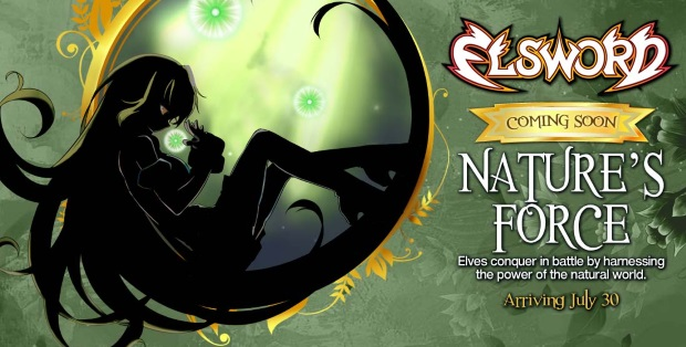 Elsword Natures Force Teaser