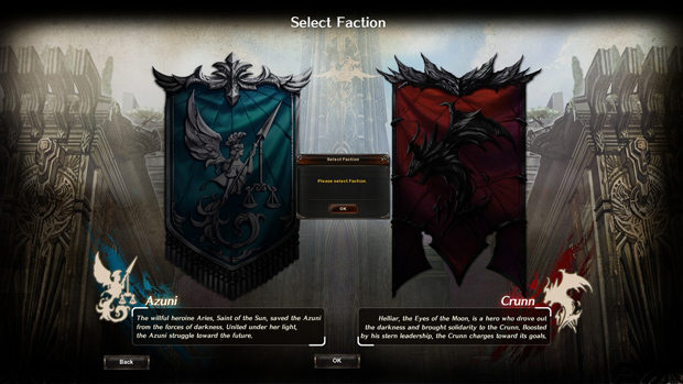 ArchLord 2 Preview Factions