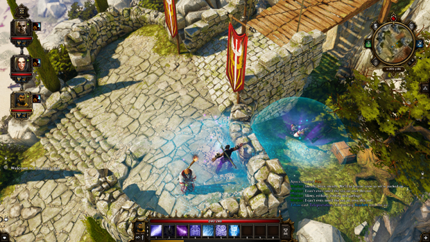 Divinity: Original Sin Graphics
