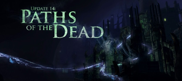 LOTRO Paths of the Dead
