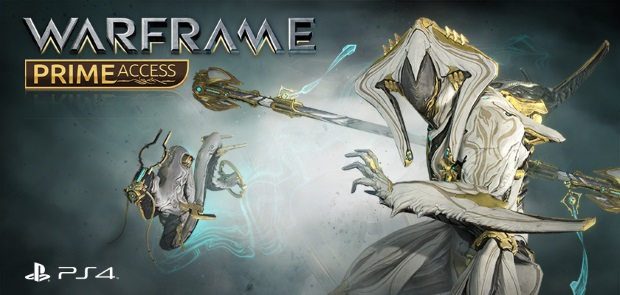 Warframe Prime Access