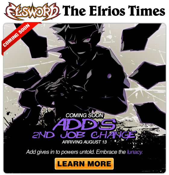 Elsword ADD 2nd Job