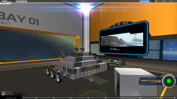 Robocraft Garage