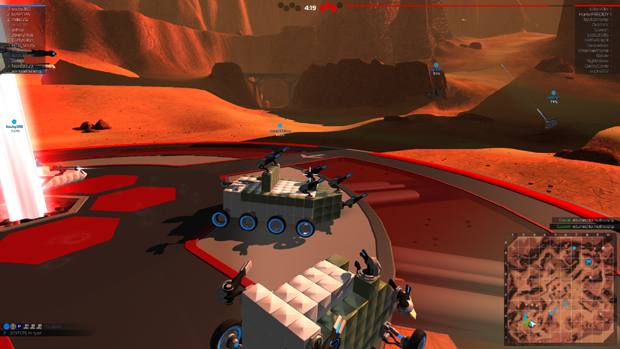 Robocraft Graphics