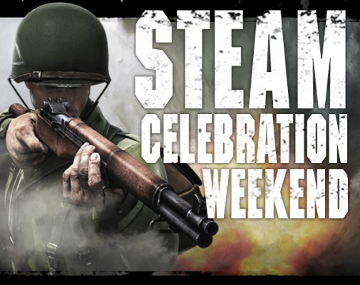 Heroes and Generals Steam Celebration Weekend