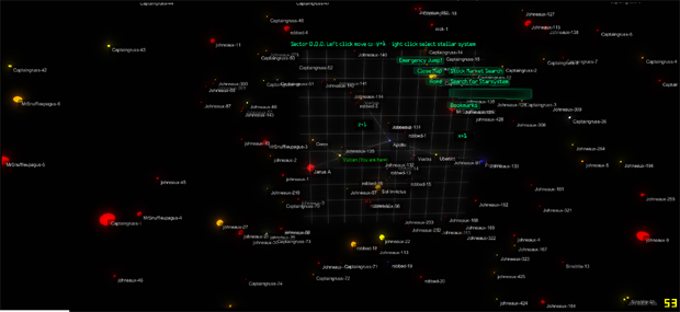 Ascent Space Game Map