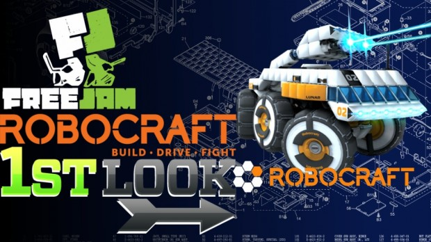 RoboCraftFirstLook