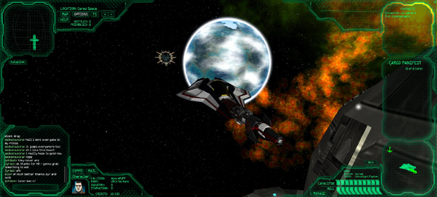 Ascent Space Game Screenshot_1