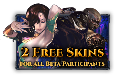 Chaos Heroes Online - free Closed Beta skins