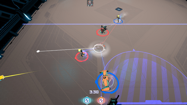 Arena: Cyber Evolution Preview Stealth