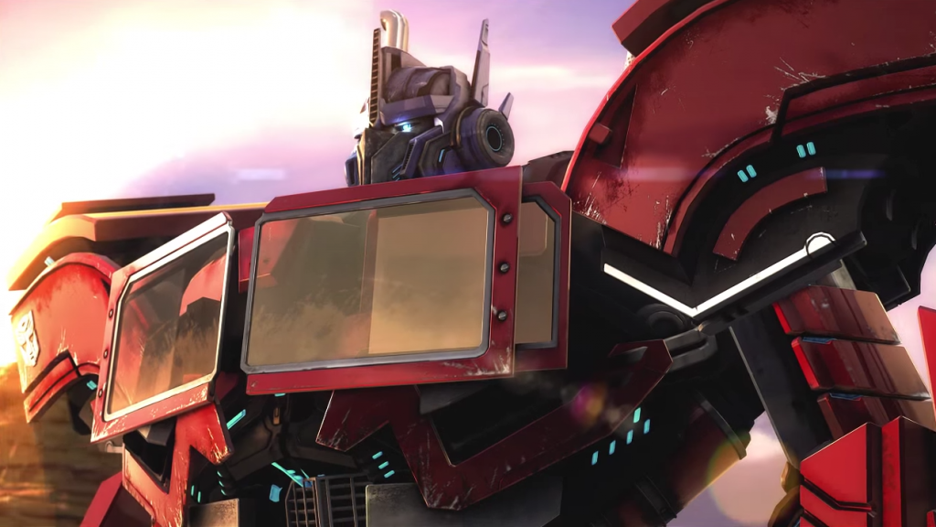 Featured video: Transformers Universe Autobot Introduction Trailer