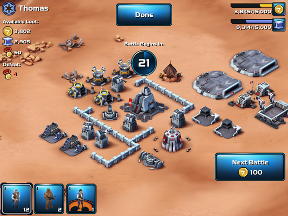 Star Wars: Commander Review 3