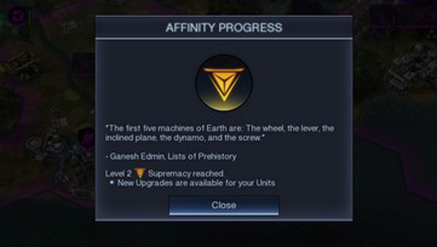 Civ: Beyond Earth Review Affinity