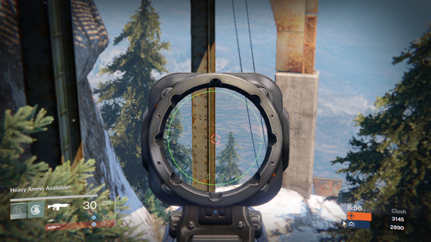 Destiny Review PVP